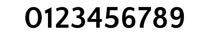 QuattrocentoSans-Bold Font OTHER CHARS