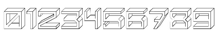 Qubio Regular Font OTHER CHARS