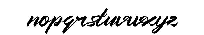Queenata Font LOWERCASE