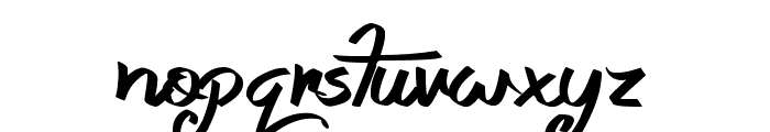Queens Perfume Font LOWERCASE