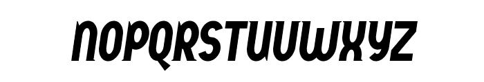 QueerStreet Font UPPERCASE