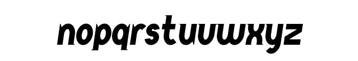 QueerStreet Font LOWERCASE