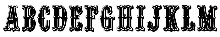 QuentinCaps Font UPPERCASE