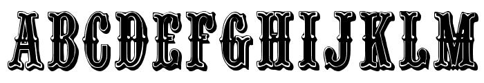QuentinCaps Font LOWERCASE