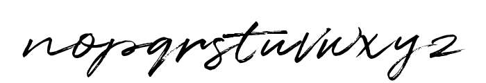 Quentin Font LOWERCASE