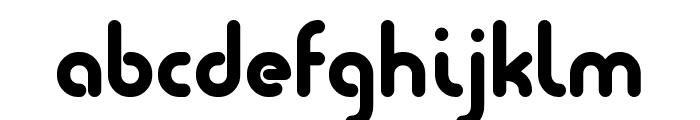 Quesat Demo Bold Font LOWERCASE