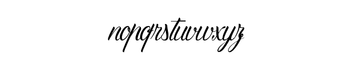 QuestionandLove Font LOWERCASE