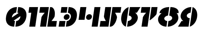 Questlok Semi-Italic Font OTHER CHARS