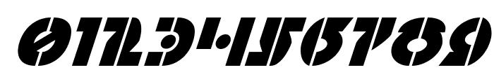 Questlok Super-Italic Font OTHER CHARS