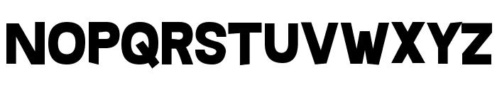 Questrian Font UPPERCASE