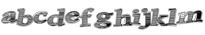 QuickSales Font LOWERCASE
