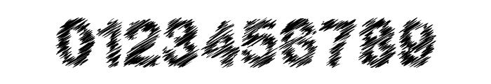 QuickScratch Font OTHER CHARS