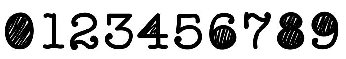 QuickStaffMeeting Font OTHER CHARS