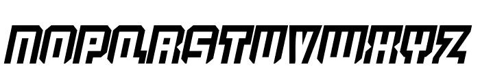Quicksilver Font LOWERCASE