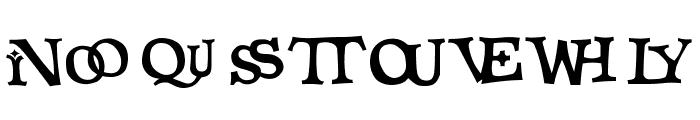 Quicktype Regular Font LOWERCASE