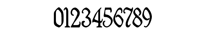 Quill Sword Condensed Font OTHER CHARS