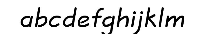 QuillScript-Normal Font LOWERCASE