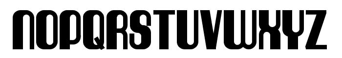 Quimbie UH Font UPPERCASE
