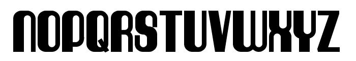 Quimbie UH Font LOWERCASE