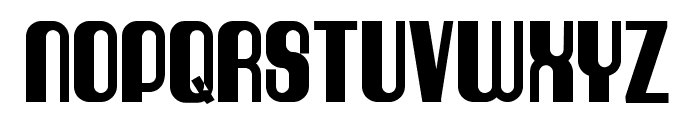 QuimbieUH Font UPPERCASE