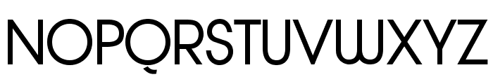 Quinfo-Bold Font UPPERCASE