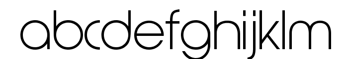 Quinfo Font LOWERCASE