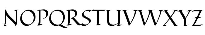 Quintessential Font UPPERCASE