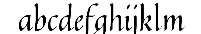 Quintessential Font LOWERCASE