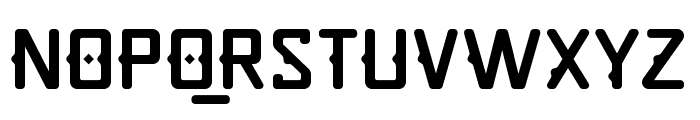 Quirko Font LOWERCASE