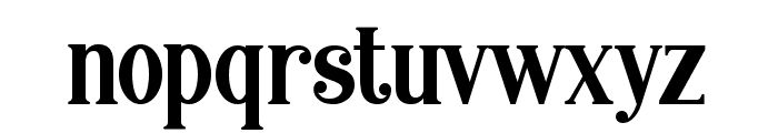 Quiska Font LOWERCASE