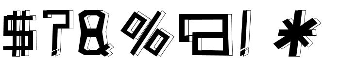 QuitoChicken-Regular Font OTHER CHARS