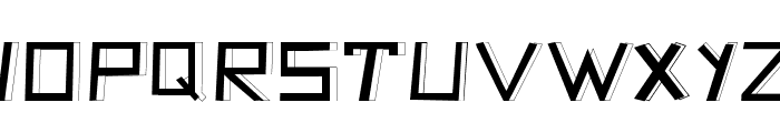 QuitoChicken-Regular Font UPPERCASE