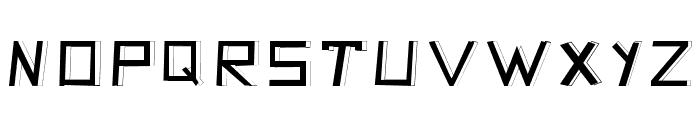 QuitoChicken-Regular Font LOWERCASE