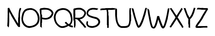 Quixeramobim Normal Font UPPERCASE