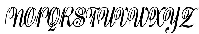 QuoOpti-Bold Font UPPERCASE