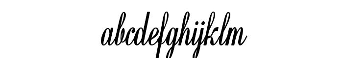 QuoOpti-Bold Font LOWERCASE