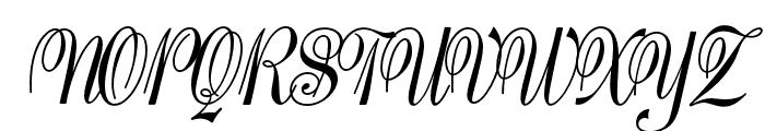 QuoOpti-Light Font UPPERCASE