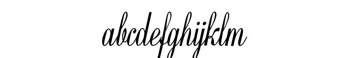 QuoOpti-Light Font LOWERCASE