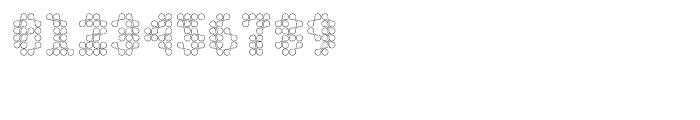 Quad Channel 2 Font OTHER CHARS