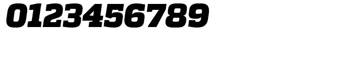 Quadon Black Italic Font OTHER CHARS