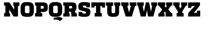 Quadon Black Font UPPERCASE