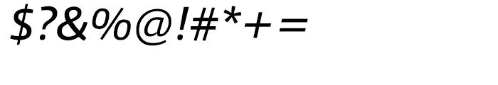 Qubo Italic Font OTHER CHARS