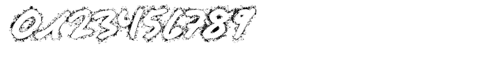 Quendel Fingertip Font OTHER CHARS