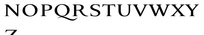 Questal Bold SC Font UPPERCASE