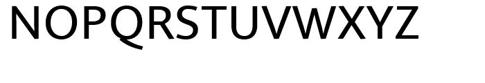 Quire Sans Medium Font UPPERCASE