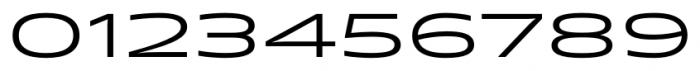 Quantum Regular Font OTHER CHARS