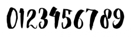 Queen Regular Font OTHER CHARS