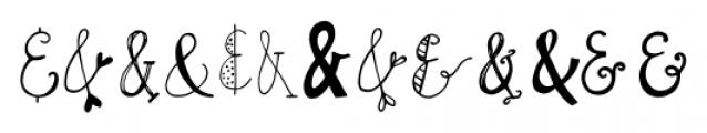 Quirky Sands Regular Font UPPERCASE