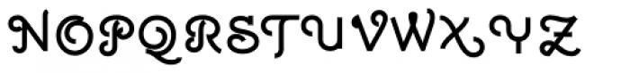 Quaderno 33 Font UPPERCASE