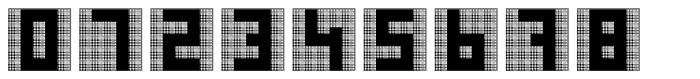 Quadre N3 Font OTHER CHARS